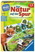 Ravensburger Spielend Neues Lernen Natur-Lernspiel Der Natur auf der Spur 25041