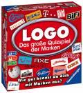 Ravensburger Familienspiel Quizspiel LOGO Das große Spiel der Marken 26083