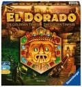 Ravensburger Familienspiel Wettlaufspiel El Dorado Die goldenen Tempel 26129