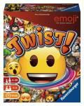 Ravensburger Die flotten Kleinen Reaktionsspiel Emoji Twist 26753