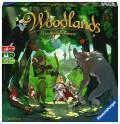 Ravensburger Familienspiel Wettlaufspiel Woodlands 26777