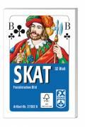 32 Blatt Ravensburger FX Schmid Spielkarten Skat Französisches Bild 27002