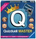 Ravensburger Familienspiel Quizspiel Quizduell Master 27208