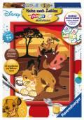 Ravensburger Malen nach Zahlen Classic Sonderserie E Disney Der König der Löwen 27786