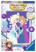 Ravensburger Malen nach Zahlen Classic Sonderserie E Disney Frozen Winter Magic 28033