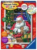 Ravensburger Malen nach Zahlen Classic Serie D In der Weihnachtswerkstatt 28488