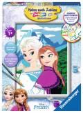 Ravensburger Malen nach Zahlen Classic Serie D Character Disney Frozen Elsa und Anna 28578