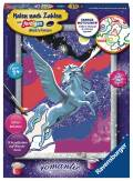Ravensburger Malen nach Zahlen Classic Serie D Romantic Stolzer Pegasus 28641