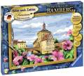 Ravensburger Malen nach Zahlen Premium Serie B Historisches Bamberg 28913