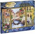 Ravensburger Malen nach Zahlen Premium Serie A Verträumtes Venedig 28914