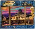 Ravensburger Malen nach Zahlen Premium Serie A Romantisches Rom 28981
