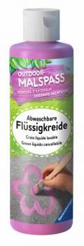 Ravensburger Creation Outdoor Malspass Flüssigkreide lila 29073