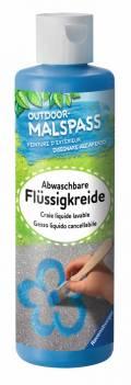 Ravensburger Creation Outdoor Malspass Flüssigkreide blau 29077