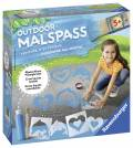 Ravensburger Creation Outdoor Malspass Flüssigkreide Set Delfin 29098