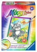 Ravensburger Mixxy Colors Wasserfarben Mini Katze mit Schmetterling 29110
