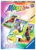 Ravensburger Mixxy Colors Wasserfarben Midi 3er Set Pferde 29343