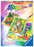Ravensburger Mixxy Colors Wasserfarben Midi 3er Set Dschungeltiere 29345