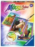 Ravensburger Mixxy Colors Wasserfarben Midi 3er Set Pferdefreunde 29346