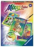 Ravensburger Mixxy Colors Wasserfarben Midi 3er Set Hunde 29347
