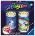 Ravensburger Mixxy Colors Wasserfarben Windlicht 2er Set Magische Einhörner 29414