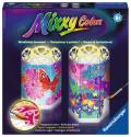 Ravensburger Mixxy Colors Wasserfarben Windlicht 2er Set Bunte Schmetterlinge 29415