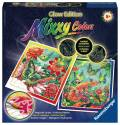 Ravensburger Mixxy Colors Wasserfarben Glow Edition 2er Set Schmetterlingsparadies 29434
