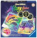 Ravensburger Mixxy Colors Wasserfarben Glow Edition 2er Set Welt der Delfine 29435