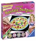 Ravensburger Creation Mandala Designer Metallic Romantic 29717