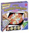 Ravensburger Creation Mandala Designer Metallic Fantasy 29762