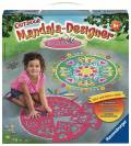 Ravensburger Creation Mandala Designer Outdoor Flowers & Butterflies 29763