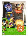 Smoby Spielwelten Spielfigur 44 CATS Set Deluxe Spielfigur Lampo 7,7 cm 7600180217