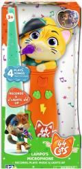 Smoby Spielwelten Musik 44 CATS Handmikrofon 7600520128