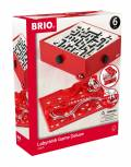 Brio Familienspiele Geschicklichkeitsspiel Labyrinth und 3D Labyrinth Board 4 Teile 34055