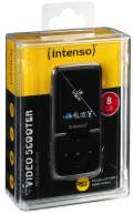 Intenso MP3 Player Video Scooter 8GB 1,8 Zoll Display schwarz