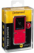 Intenso MP3 Player Video Scooter 8GB 1,8 Zoll Display pink