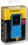 Intenso MP3 Player Video Scooter 8GB 1,8 Zoll Display blau