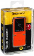 Intenso MP3 Player Video Scooter 8GB 1,8 Zoll Display orange