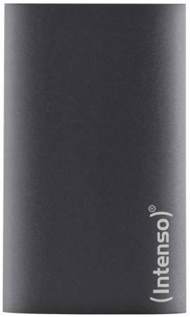Intenso SSD externe Festplatte Premium Edition 1,8 Zoll 512GB USB 3.0 anthrazit - Bild vergrößern