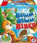 Schmidt Spiele Kinderspiel Wettlaufspiel Bumm Bumm Biber 40618
