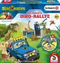 Schmidt Spiele Kinderspiel Wettlaufspiel Schleich Dinosaurs Die rasante Dino-Rallye 40623