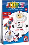 700 Teile Schmidt Spiele Kinder JiXelz Weltraum 2 Motive 46136