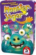 Schmidt Spiele Reisespiel Aktionsspiel Monsterjäger 51443