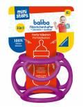 Ravensburger ministeps Spielzeug baliba Fläschchenhalter lila 04146