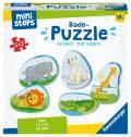 Ravensburger ministeps Spielzeug Badepuzzle Zoo 04166