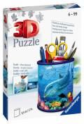 54 Teile Ravensburger 3D Puzzle Utensilo Unterwasserwelt 11176