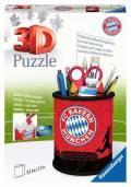 54 Teile Ravensburger 3D Puzzle Utensilo FC Bayern München 11215