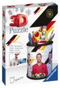 54 Teile Ravensburger 3D Puzzle Utensilo Fußball Die Mannschaft 11240