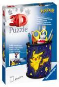54 Teile Ravensburger 3D Puzzle Utensilo Pokémon 11257