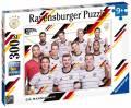300 Teile Ravensburger Kinder Puzzle XXL Fußball Die Mannschaft 12909