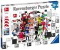 300 Teile Ravensburger Kinder Puzzle XXL Bundesliga Saison 2020/2021 12917